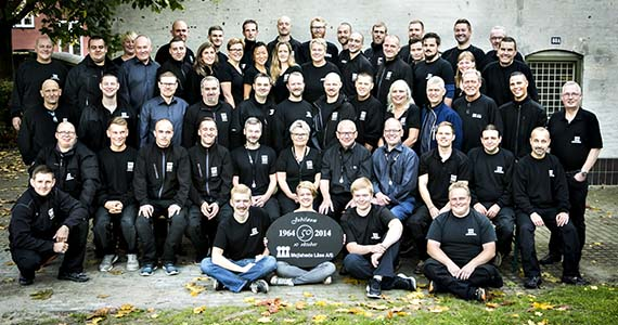 Mejlshede - 50 års reception 10.10.2014 2014