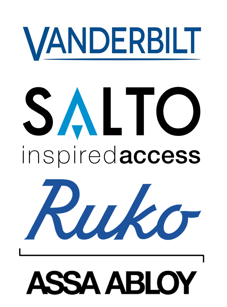 Vanderbilt Salto og Ruko Assa Abloy låse - Forside